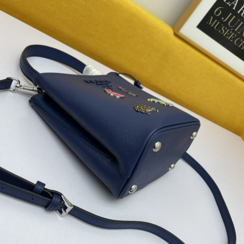 Replica Prada AAA Quality Messeger Bags For Women #879117 $96.00 USD for Wholesale