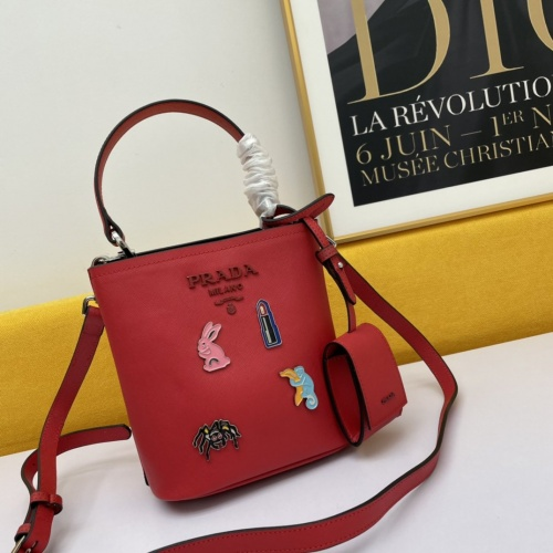 Prada AAA Quality Messeger Bags For Women #879118 $96.00 USD, Wholesale Replica Prada AAA Quality Messeger Bags