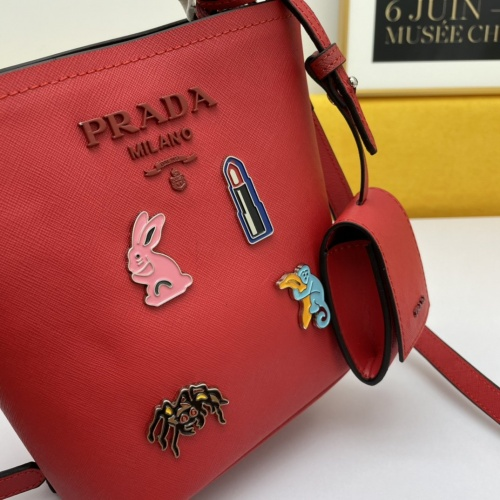 Replica Prada AAA Quality Messeger Bags For Women #879118 $96.00 USD for Wholesale