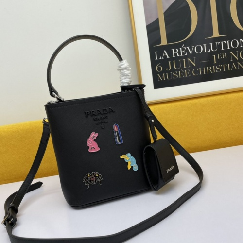 Prada AAA Quality Messeger Bags For Women #879119 $96.00 USD, Wholesale Replica Prada AAA Quality Messeger Bags