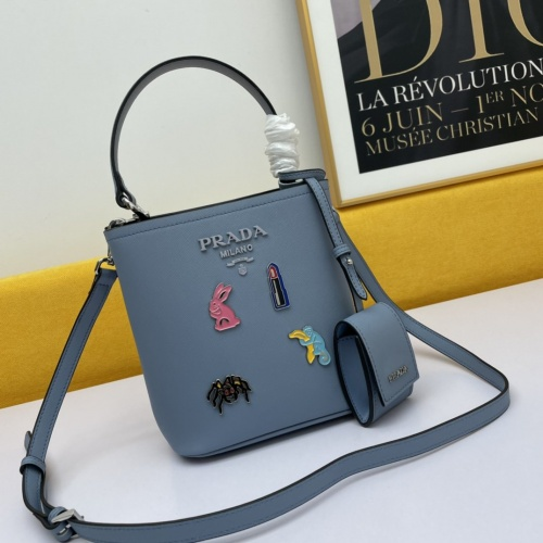 Prada AAA Quality Messeger Bags For Women #879121 $96.00 USD, Wholesale Replica Prada AAA Quality Messeger Bags
