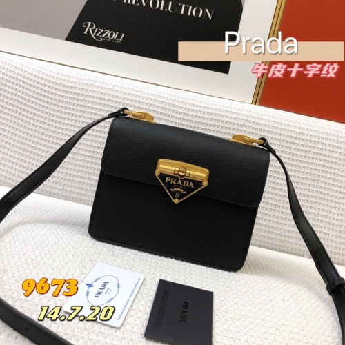 Prada AAA Quality Messeger Bags For Women #879135
