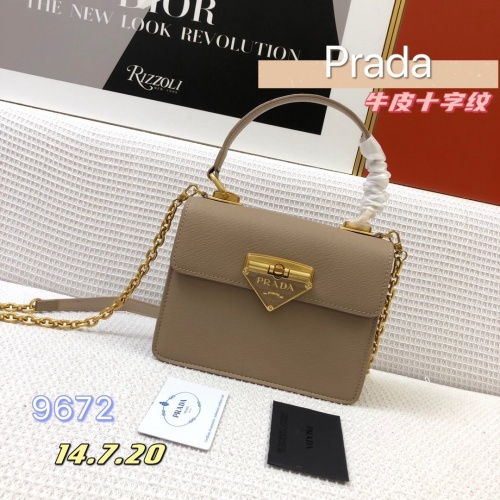 Prada AAA Quality Messeger Bags For Women #879142 $108.00 USD, Wholesale Replica Prada AAA Quality Messeger Bags