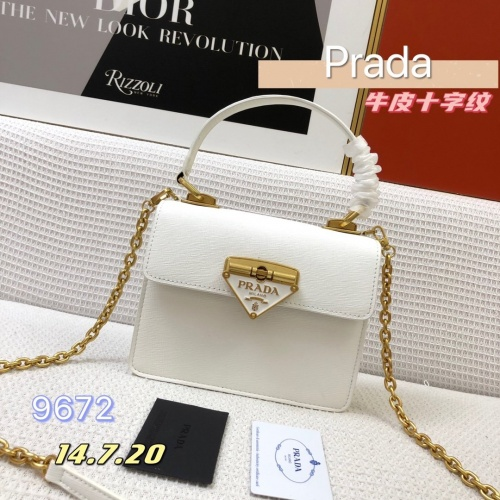 Prada AAA Quality Messeger Bags For Women #879144 $108.00 USD, Wholesale Replica Prada AAA Quality Messeger Bags