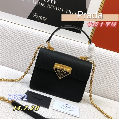 Prada AAA Quality Messeger Bags For Women #879146