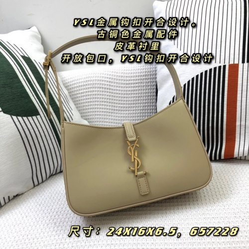 Yves Saint Laurent AAA Handbags #879156 $88.00 USD, Wholesale Replica Yves Saint Laurent AAA Handbags