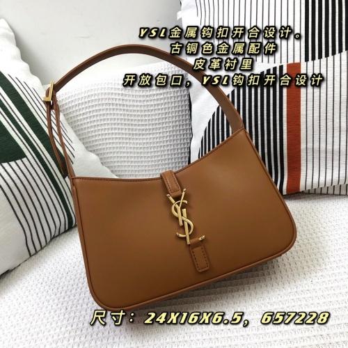 Yves Saint Laurent AAA Handbags #879157 $88.00 USD, Wholesale Replica Yves Saint Laurent AAA Handbags