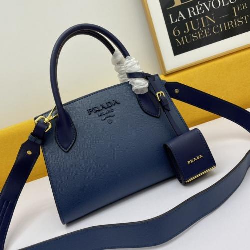 Prada AAA Quality Messeger Bags #879182 $102.00 USD, Wholesale Replica Prada AAA Quality Messeger Bags
