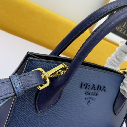 Replica Prada AAA Quality Messeger Bags #879182 $102.00 USD for Wholesale