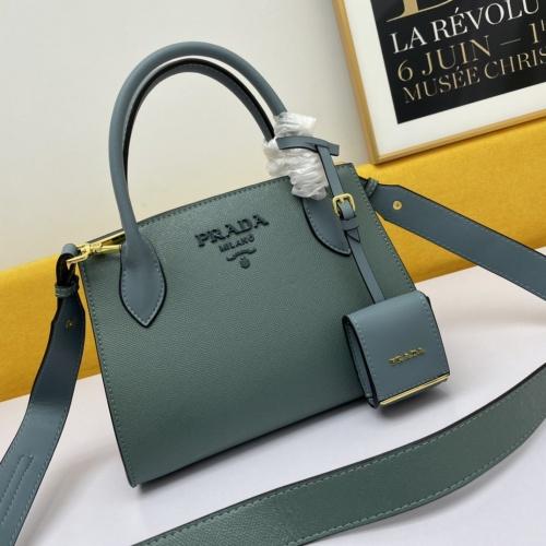 Prada AAA Quality Messeger Bags #879183 $102.00 USD, Wholesale Replica Prada AAA Quality Messeger Bags