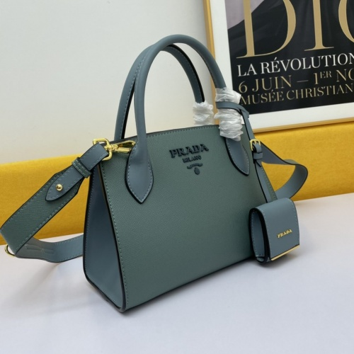 Replica Prada AAA Quality Messeger Bags #879183 $102.00 USD for Wholesale