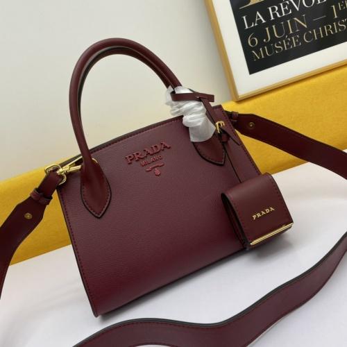 Prada AAA Quality Messeger Bags #879184 $102.00 USD, Wholesale Replica Prada AAA Quality Messeger Bags