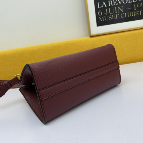 Replica Prada AAA Quality Messeger Bags #879184 $102.00 USD for Wholesale