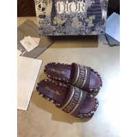 $64.00 USD Christian Dior Slippers For Women #868387
