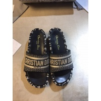 $64.00 USD Christian Dior Slippers For Women #868388