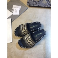 $64.00 USD Christian Dior Slippers For Women #868390