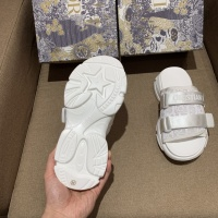 $64.00 USD Christian Dior Slippers For Women #868392