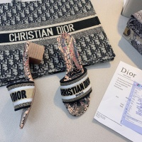$56.00 USD Christian Dior Slippers For Women #868395