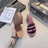 $56.00 USD Christian Dior Slippers For Women #868398