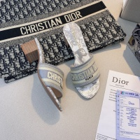 $56.00 USD Christian Dior Slippers For Women #868400