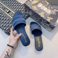 $48.00 USD Christian Dior Slippers For Women #868405