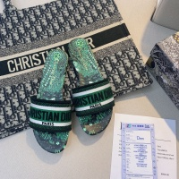 $48.00 USD Christian Dior Slippers For Women #868410