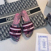 $48.00 USD Christian Dior Slippers For Women #868414