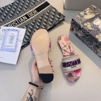 $48.00 USD Christian Dior Slippers For Women #868417