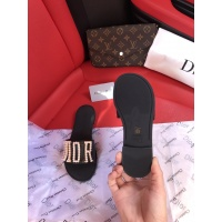 $56.00 USD Christian Dior Slippers For Women #868424
