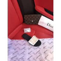 $56.00 USD Christian Dior Slippers For Women #868425