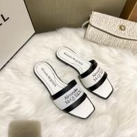 $52.00 USD Alexander McQueen Slippers For Women #868442