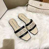 $52.00 USD Alexander McQueen Slippers For Women #868443