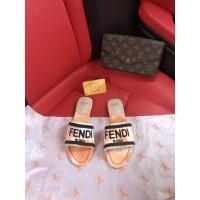 $52.00 USD Fendi Slippers For Women #868449