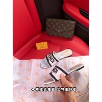 $52.00 USD Fendi Slippers For Women #868450