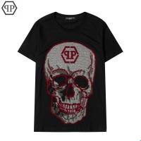 $34.00 USD Philipp Plein PP T-Shirts Short Sleeved For Men #869475