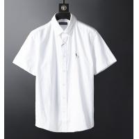 HAZZYS Shirts Short Sleeved For Men #871018