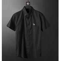 HAZZYS Shirts Short Sleeved For Men #871019