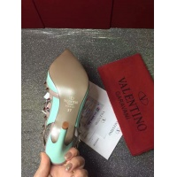 $85.00 USD Valentino High-Heeled Shoes For Women #871441