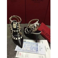 $85.00 USD Valentino High-Heeled Shoes For Women #871443
