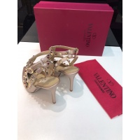 $85.00 USD Valentino High-Heeled Shoes For Women #871444