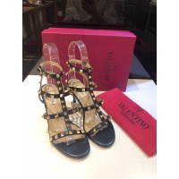 $85.00 USD Valentino High-Heeled Shoes For Women #871471
