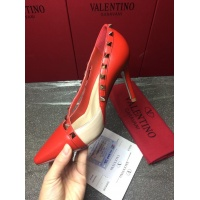 $85.00 USD Valentino High-Heeled Shoes For Women #871477