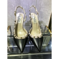 $85.00 USD Valentino High-Heeled Shoes For Women #871479