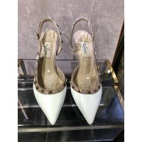 $85.00 USD Valentino High-Heeled Shoes For Women #871481