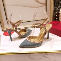 $81.00 USD Valentino High-Heeled Shoes For Women #871530