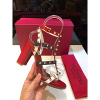 $81.00 USD Valentino High-Heeled Shoes For Women #871533