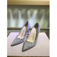 $81.00 USD Valentino High-Heeled Shoes For Women #871538