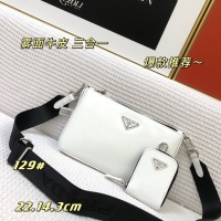 $82.00 USD Prada AAA Quality Messeger Bags For Women #875834