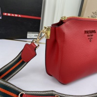$92.00 USD Prada AAA Quality Messeger Bags For Women #876987