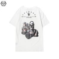 $27.00 USD Philipp Plein PP T-Shirts Short Sleeved For Men #877082